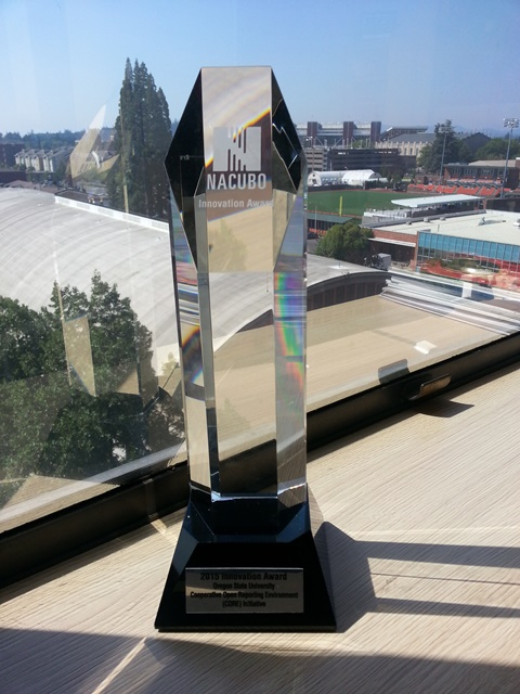 NACUBO 2015 Innovation Award