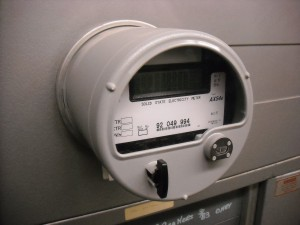 L&G Electricity Meter