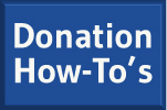 Learn how to donate in your res. hall