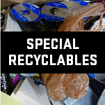 Recycle guide for Special Recyclables