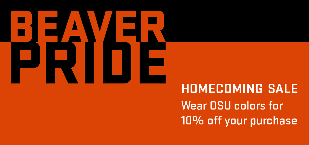 Homecoming Sale graphic