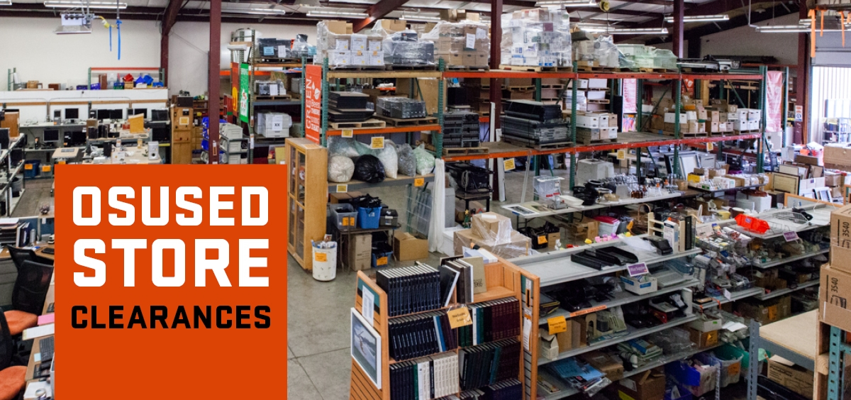 OSUsed Store Clearances