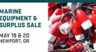 Marine Equipment sale graphic