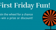 First Friday Fun Sales