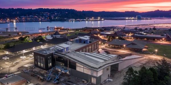 Marine studies Initiative Building