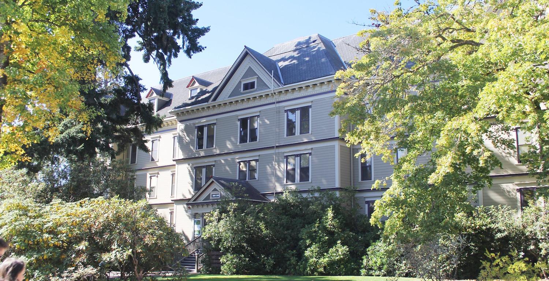 Fairbanks Hall