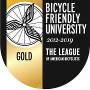 Gold-level bike friendly university